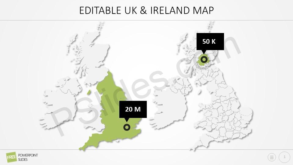 MAP - UK&I