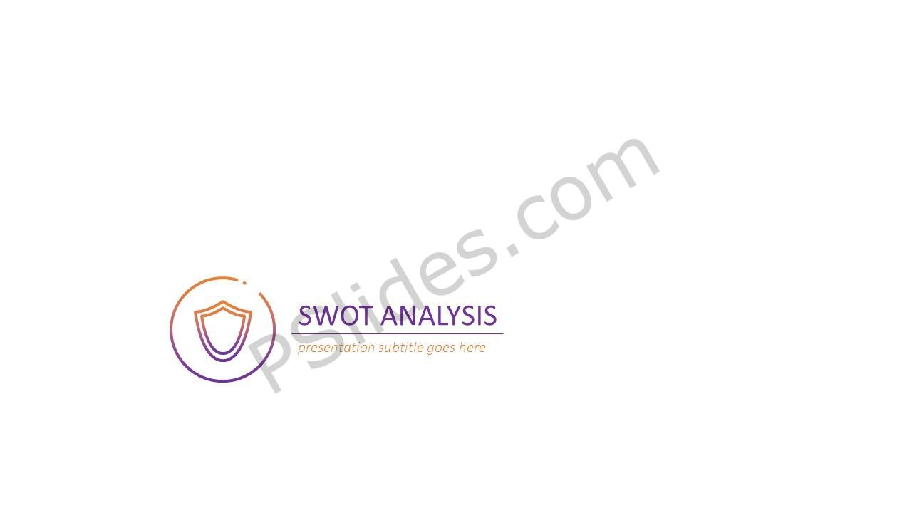 Simple swot analysis powerpoint template free simple swot analysis powerpoint template simple swot analysis slide 1 alramifo Images