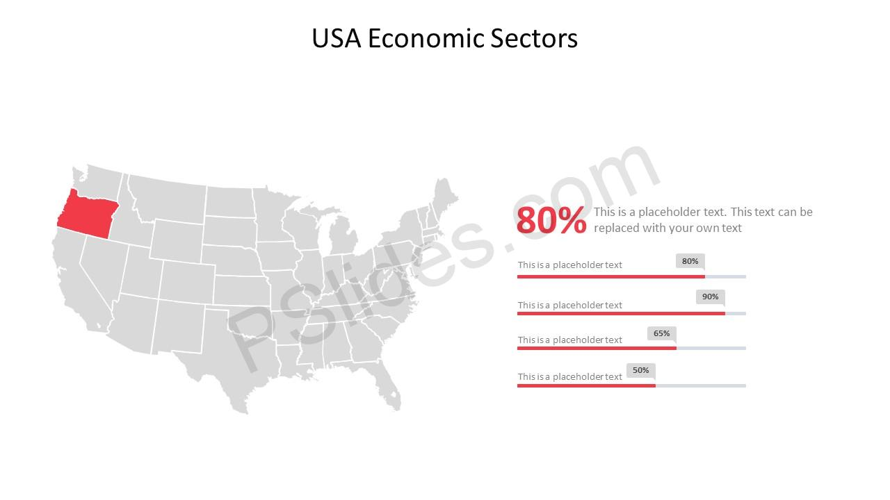 usa map for powerpoint