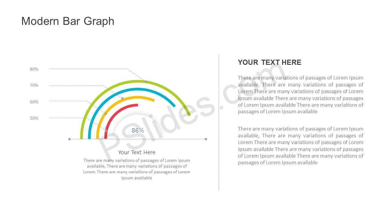 Bar Graph for PowerPoint