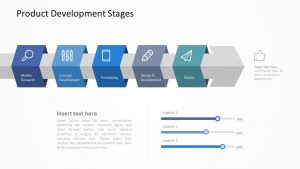 Product Development Stages for PowerPoint