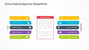 Force Field Analysis for PowerPoint