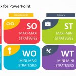 TOWS Matrix for PowerPoint