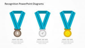 Free Recognition PowerPoint Diagrams