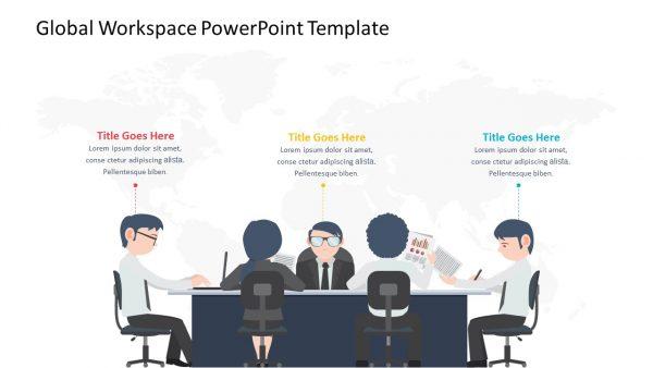 Global Workspace Slide 1