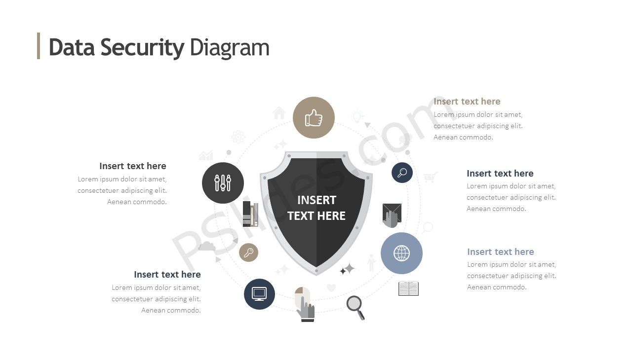 Data security powerpoint template pslides data security powerpoint template alramifo Image collections