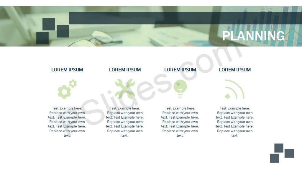 Planning and Agenda Slide
