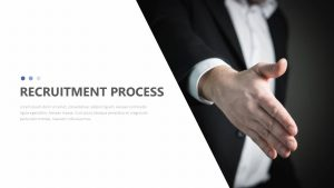 Recruitment Process PowerPoint Template