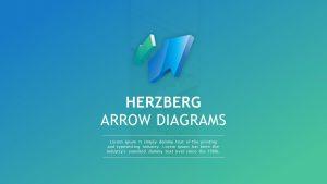 Herzberg Arrow Diagrams