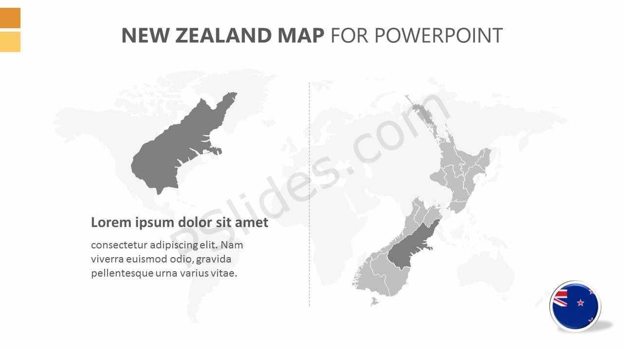 Map for powerpoint 4 pole trailer wiring diagram control panel new zealand map powerpoint template pslides new zealand map powerpoint template slide 3 new zealand map toneelgroepblik Choice Image