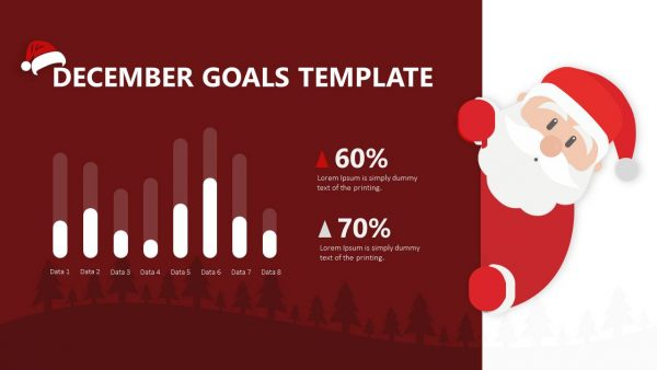 December Goals for PowerPoint
