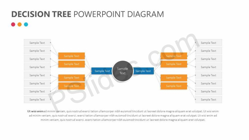 Decision Tree PowerPoint Diagram Slide1