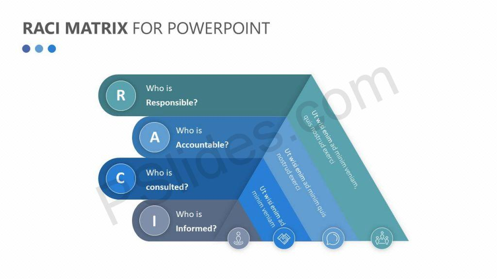 RACI Matrix for PowerPoint